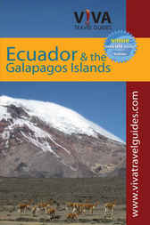 VIVA Travel Guides Ecuador & The Galápagos by Paula Newton