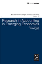Research in Accounting in Emerging Economies by Shahzad Uddin
