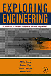Exploring Engineering by Philip Kosky