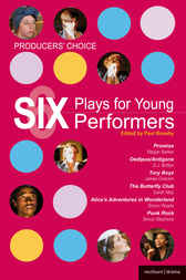 Producers' Choice: Six Plays for Young Performers by Megan Barker