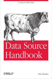 Data Source Handbook by Pete Warden