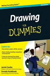 Drawing For Dummies by Brenda Hoddinott