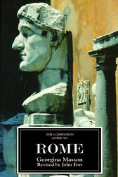 The Companion Guide to Rome by Georgina Masson