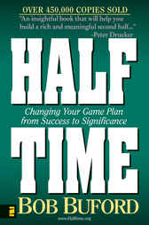 Halftime by Bob P. Buford