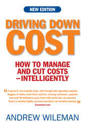 Driving Down Cost by Andrew Wileman