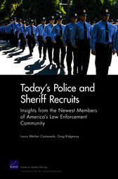 Today's Police and Sheriff Recruits