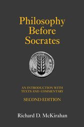 Philosophy Before Socrates