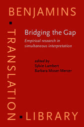 Bridging the Gap by Sylvie Lambert