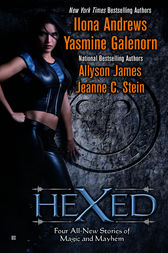 Hexed by Ilona Andrews