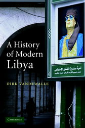 A History of Modern Libya
