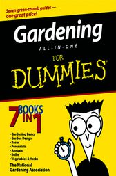 Gardening All-in-One For Dummies by The National Gardening Association;  Bob Beckstrom;  Karan Davis Cutler;  Kathleen Fisher;  Phillip Giroux;  Judy Glattstein;  Michael MacCaskey;  Bill Marken;  Charlie Nardozzi;  Sally Roth;  Marcia Tatroe;  Lance Walheim;  Ann Whitman