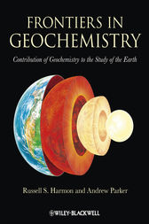 Frontiers in Geochemistry