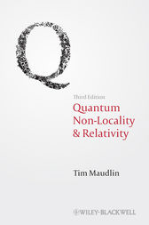 Quantum Non-Locality and Relativity by Tim Maudlin