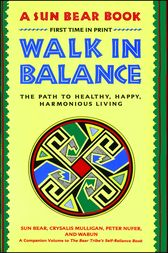 Walk in Balance by Sun Bear