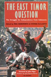East Timor Question by Stephen McCloskey