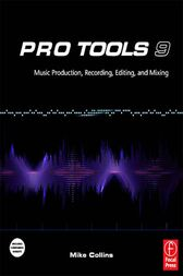 Pro Tools 9 by Mike Collins