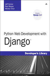 Python Web Development with Django by Jeff Forcier