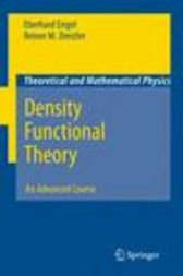 Density Functional Theory by Eberhard Engel