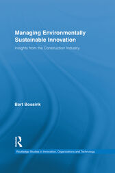 Managing Environmentally Sustainable Innovation