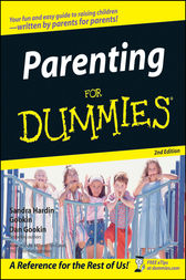 Parenting For Dummies by Sandra Hardin Gookin