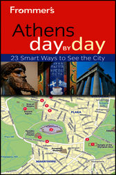Frommer's Athens Day by Day by Stephen Brewer