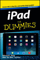 iPad For Dummies by Edward C. Baig
