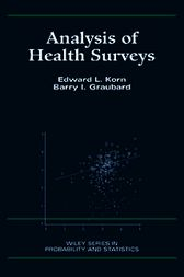 Analysis of Health Surveys by Edward L. Korn