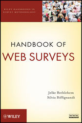 Handbook of Web Surveys by Jelke Bethlehem