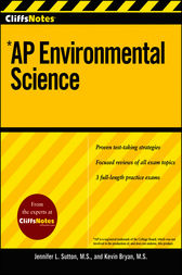 CliffsNotes AP Environmental Science by Kevin Bryan