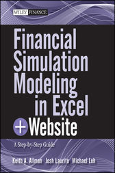 Financial Simulation Modeling in Excel by Keith Allman