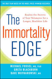 The Immortality Edge by Michael Fossel