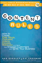 Content Rules by Ann Handley