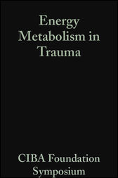 Energy Metabolism in Trauma