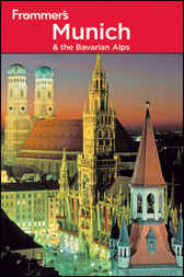 Frommer's® Munich and the Bavarian Alps by Darwin Porter