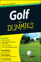 Golf For Dummies by McCord;  Steve Keipert;  Brett Ogle