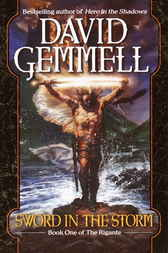 Sword in the Storm by David Gemmell