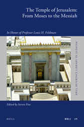 The Temple of Jerusalem: From Moses to the Messiah by Steven Fine