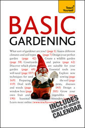 Basic Gardening: Teach Yourself by Jane McMorland Hunter