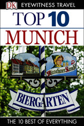 Top 10 Munich by DK Publishing
