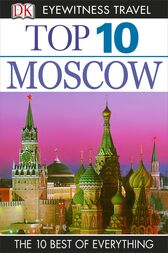 Top 10 Moscow by DK Publishing