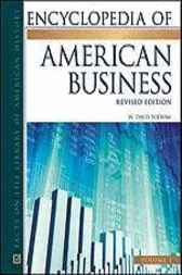 Encyclopedia of American Business, 2-Volume Set by Davis Folsom