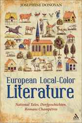 European Local-Color Literature by Josephine Donovan