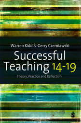 Successful Teaching 14-19 by Warren Kidd