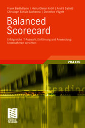 Balanced Scorecard by Frank Barthélemy