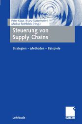 Steuerung von Supply Chains by Peter Klaus