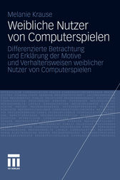 Weibliche Nutzer von Computerspielen