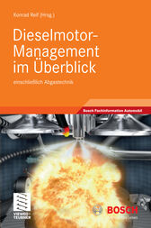 Dieselmotor-Management im &#220;berblick