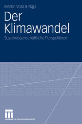 Der Klimawandel by Springer Fachmedien