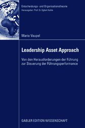 Der Leadership Asset Approach by Prof. Dr. Wolfgang Grunwald