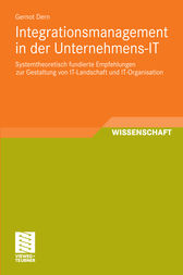 Integrationsmanagement in der Unternehmens-IT